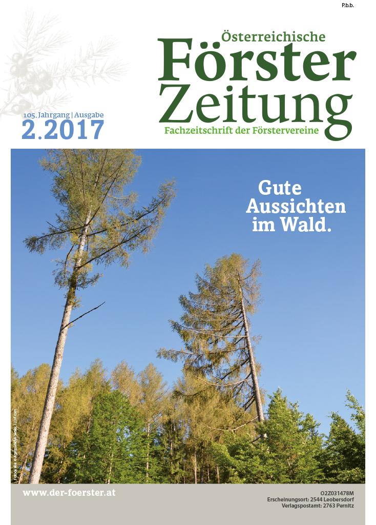 Försterzeitung 2 2017